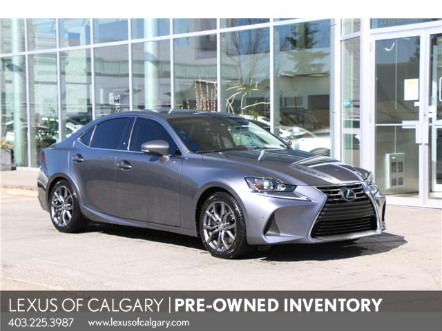 2017 Lexus IS 300 Base (Stk: 200640A) in Calgary - Image 1 of 21