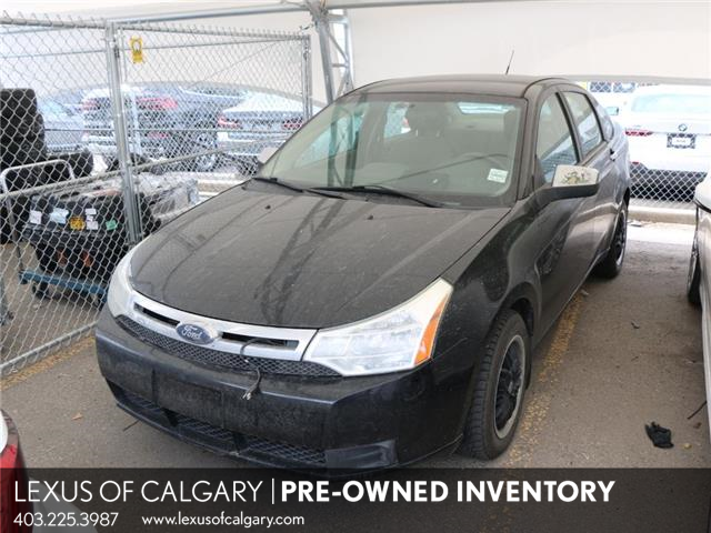 2008 Ford Focus  (Stk: 210083A) in Calgary - Image 1 of 2