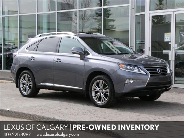 2014 Lexus RX 450h Base (Stk: 210438A) in Calgary - Image 1 of 19