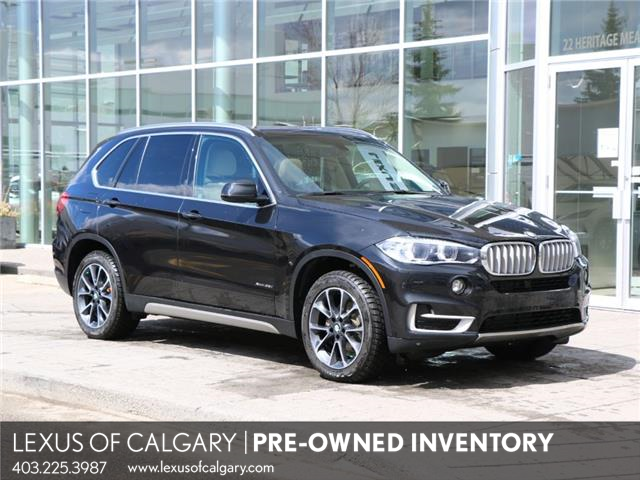 2016 BMW X5 xDrive35i (Stk: 210220A) in Calgary - Image 1 of 22