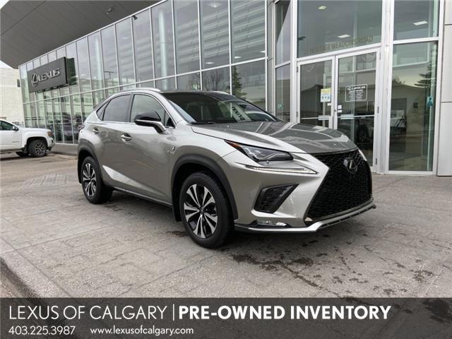 2018 Lexus NX 300 Base (Stk: 210259A) in Calgary - Image 1 of 25