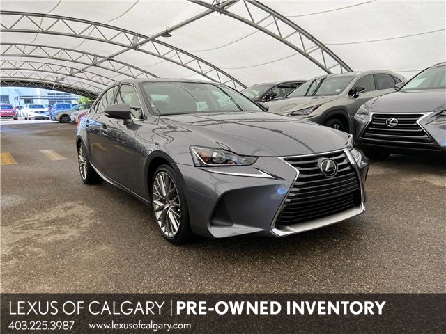 2018 Lexus IS 300 Base (Stk: 210209A) in Calgary - Image 1 of 23