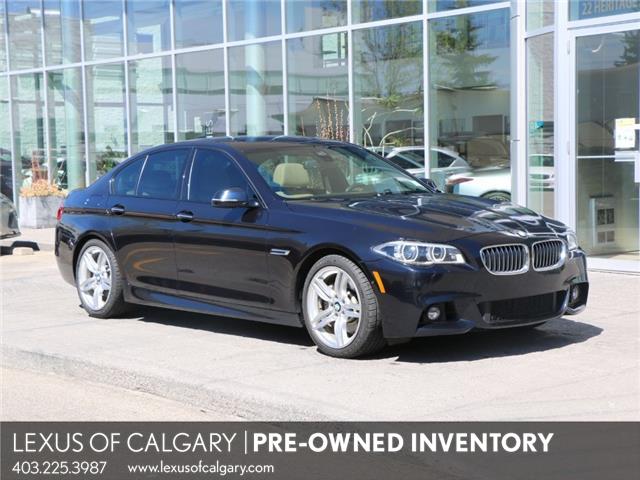 2014 BMW 535i xDrive (Stk: 210122A) in Calgary - Image 1 of 25