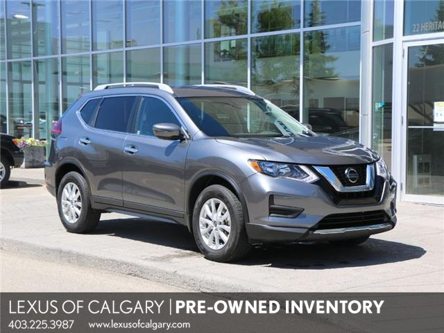 2019 Nissan Rogue S (Stk: 210524B) in Calgary - Image 1 of 21