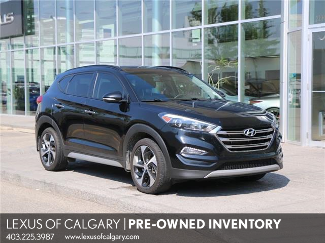2018 Hyundai Tucson SE 1.6T (Stk: 210122B) in Calgary - Image 1 of 20