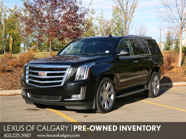 2016 Cadillac Escalade Premium Collection (Stk: 4185A) in Calgary - Image 1 of 19