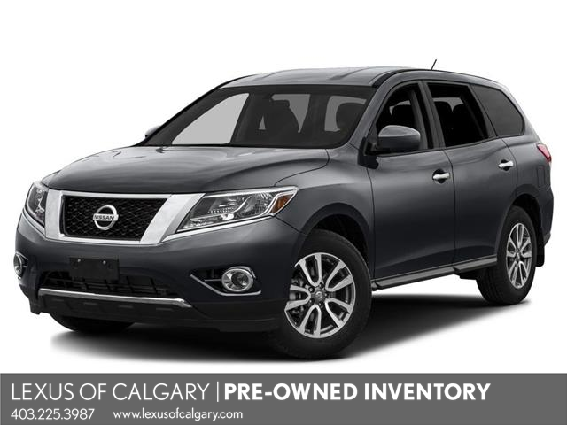 2014 Nissan Pathfinder SL (Stk: 210527B) in Calgary - Image 1 of 10
