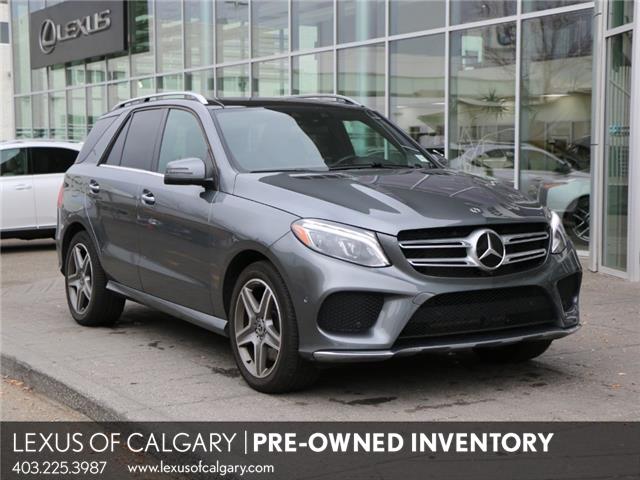 2018 Mercedes-Benz GLE 400 Base (Stk: 210621A) in Calgary - Image 1 of 20