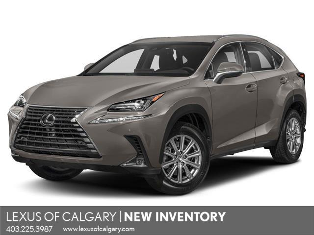 2021 Lexus NX 300 Base (Stk: 210203) in Calgary - Image 1 of 9