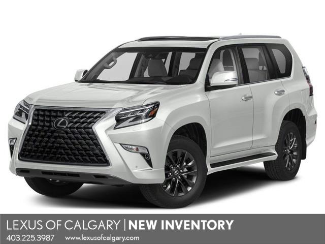 2021 Lexus GX 460 Base (Stk: 210065) in Calgary - Image 1 of 9