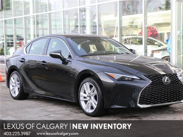 2021 Lexus IS 300 Base (Stk: 210182) in Calgary - Image 1 of 28
