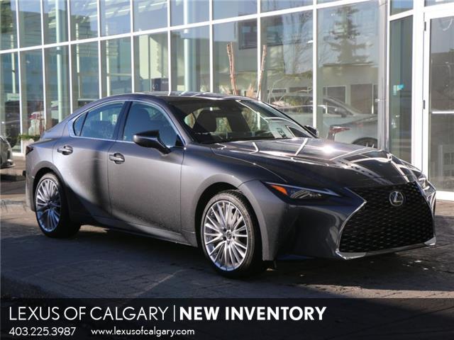 2021 Lexus IS 300 Base (Stk: 210175) in Calgary - Image 1 of 30
