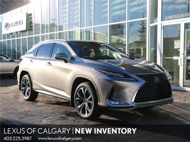 2021 Lexus RX 350 Base (Stk: 210226) in Calgary - Image 1 of 27