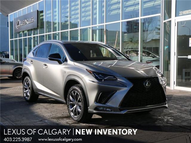 2021 Lexus NX 300 Base (Stk: 210220) in Calgary - Image 1 of 29