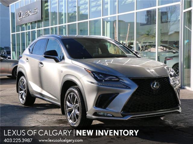 2021 Lexus NX 300 Base (Stk: 210161) in Calgary - Image 1 of 29
