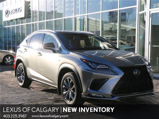 2021 Lexus NX 300 Base (Stk: 210133) in Calgary - Image 1 of 29
