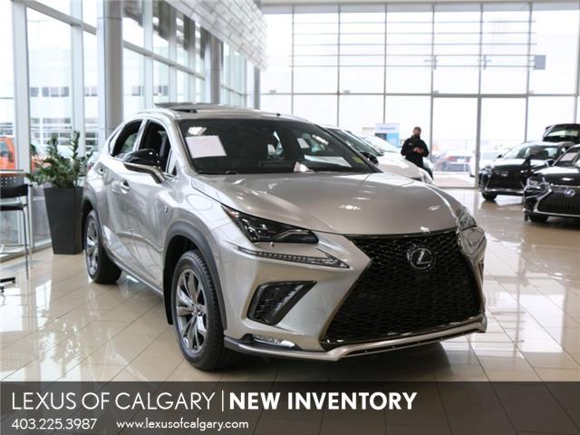 2021 Lexus NX 300 Base (Stk: 210039) in Calgary - Image 1 of 23