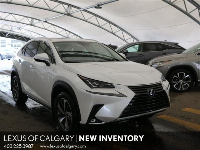2021 Lexus NX 300h Base (Stk: 210027) in Calgary - Image 1 of 28