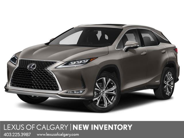 2021 Lexus RX 450h Base (Stk: 210272) in Calgary - Image 1 of 9
