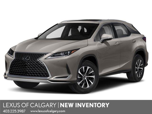 2021 Lexus RX 350 Base (Stk: 210295) in Calgary - Image 1 of 9