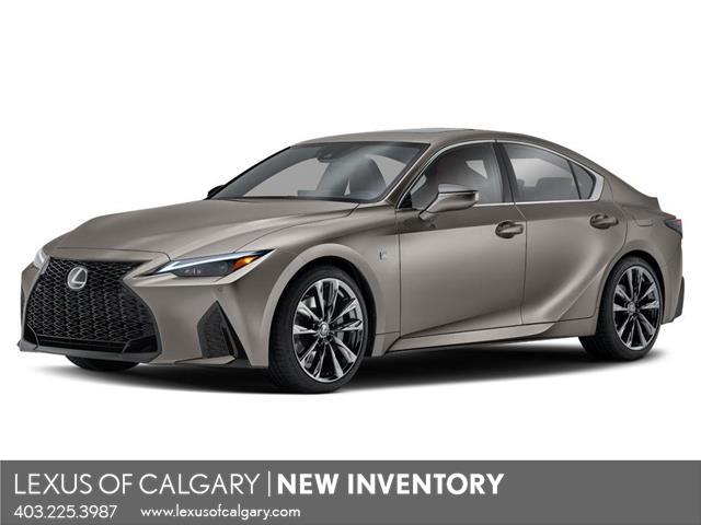 2021 Lexus IS 350 Base (Stk: 210305) in Calgary - Image 1 of 3