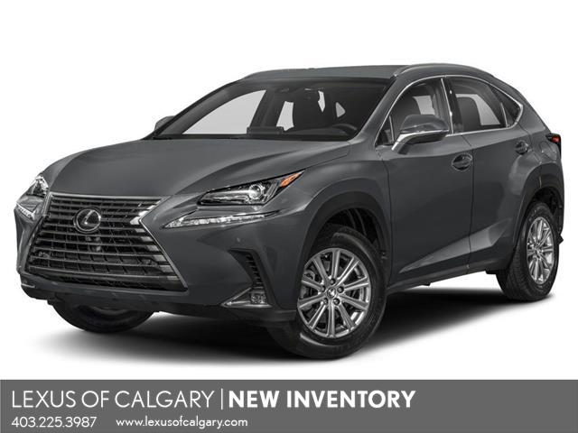 2021 Lexus NX 300 Base (Stk: 210314) in Calgary - Image 1 of 9