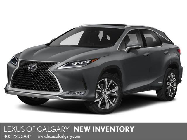 2021 Lexus RX 450h Base (Stk: 210327) in Calgary - Image 1 of 9