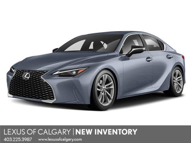 2021 Lexus IS 300 Base (Stk: 210252) in Calgary - Image 1 of 2