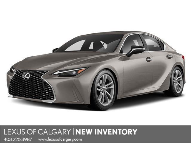 2021 Lexus IS 300 Base (Stk: 210290) in Calgary - Image 1 of 2