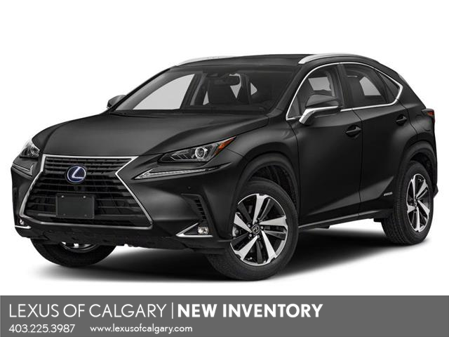 2021 Lexus NX 300h Base (Stk: 210378) in Calgary - Image 1 of 9