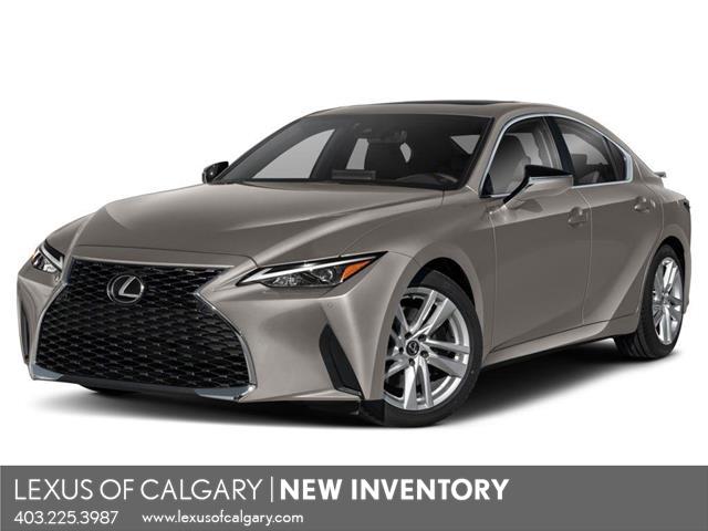 2021 Lexus IS 300 Base (Stk: 210452) in Calgary - Image 1 of 9