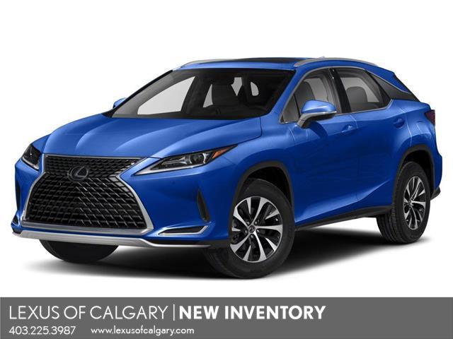 2021 Lexus RX 350 Base (Stk: 210407) in Calgary - Image 1 of 9