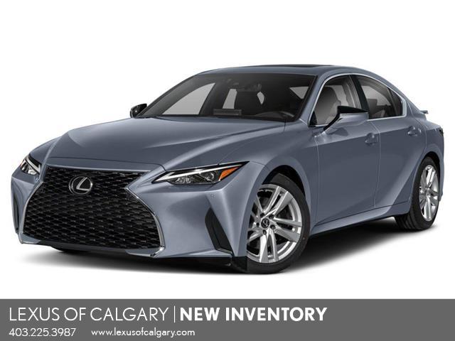 2021 Lexus IS 300 Base (Stk: 210454) in Calgary - Image 1 of 9