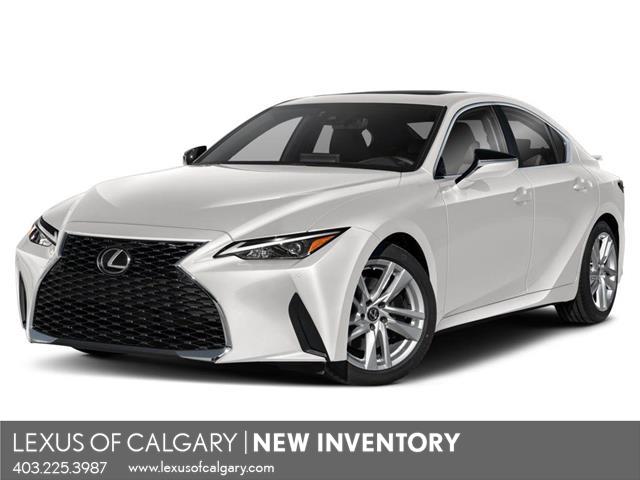 2021 Lexus IS 300 Base (Stk: 210527) in Calgary - Image 1 of 9