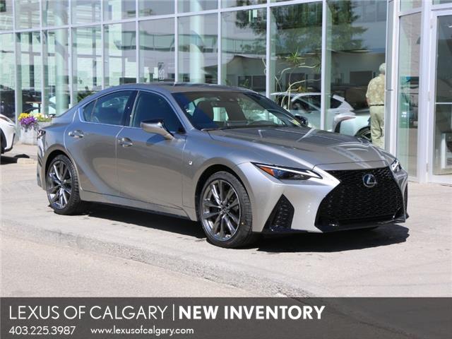 2021 Lexus IS 300 Base (Stk: 210455) in Calgary - Image 1 of 20