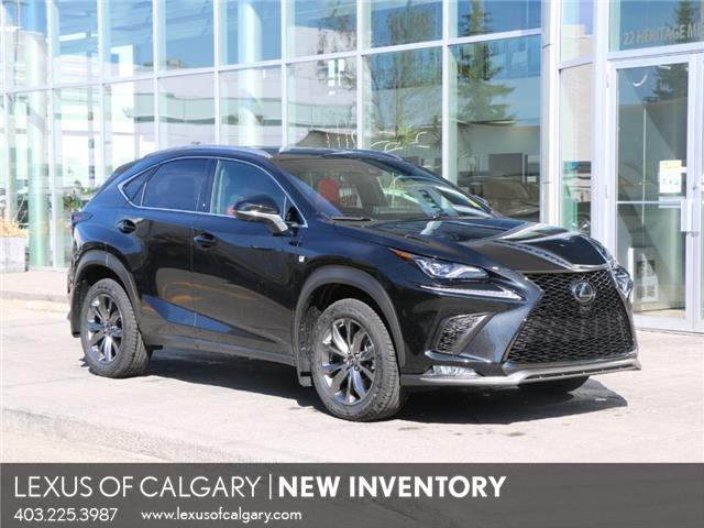 2021 Lexus NX 300 Base (Stk: 210587) in Calgary - Image 1 of 22