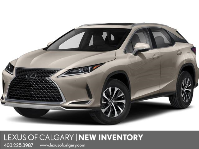 2021 Lexus RX 350 Base (Stk: 210345) in Calgary - Image 1 of 1