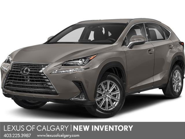 2021 Lexus NX 300 Base (Stk: 210074) in Calgary - Image 1 of 1