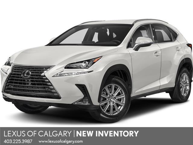 2021 Lexus NX 300 Base (Stk: 210513) in Calgary - Image 1 of 8