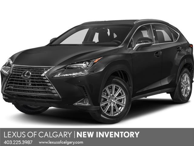 2021 Lexus NX 300 Base (Stk: 210520) in Calgary - Image 1 of 5