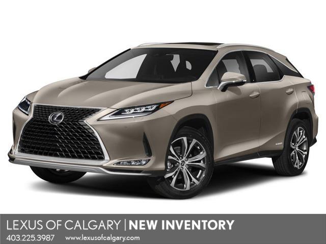 2021 Lexus RX 450h Base (Stk: 210625) in Calgary - Image 1 of 9