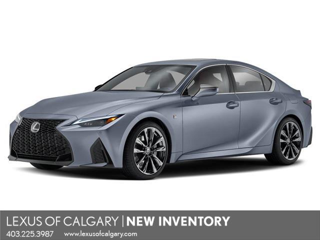 2021 Lexus IS 350 Base (Stk: 210632) in Calgary - Image 1 of 3