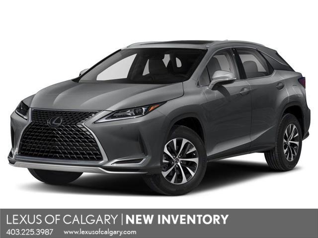 2021 Lexus RX 350 Base (Stk: 210649) in Calgary - Image 1 of 9
