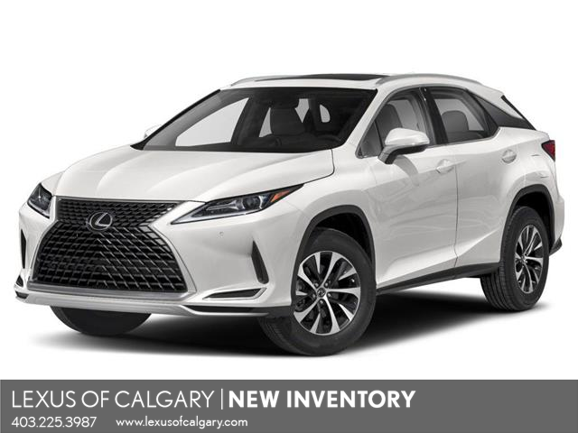 2022 Lexus RX 350 Base (Stk: 220017) in Calgary - Image 1 of 9