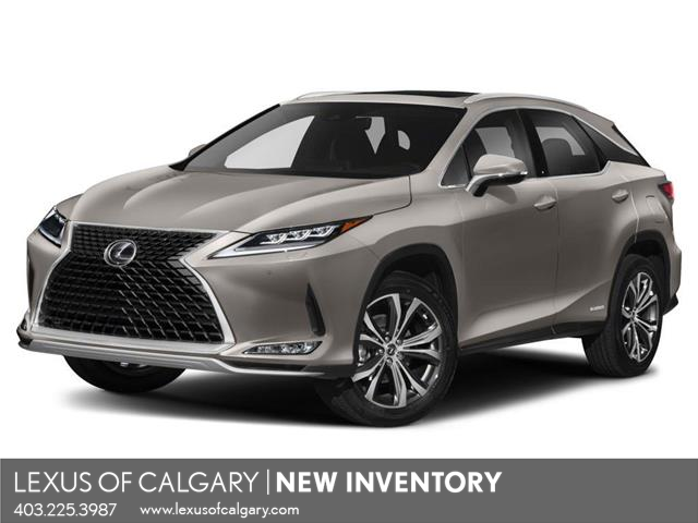2022 Lexus RX 450h Base (Stk: 220074) in Calgary - Image 1 of 9