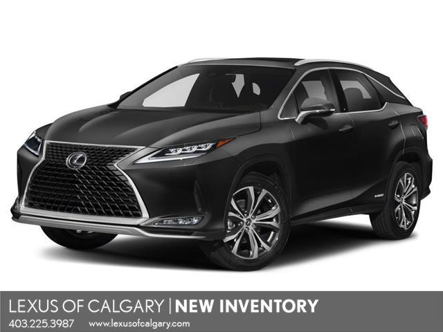 2022 Lexus RX 450h Base (Stk: 220076) in Calgary - Image 1 of 9