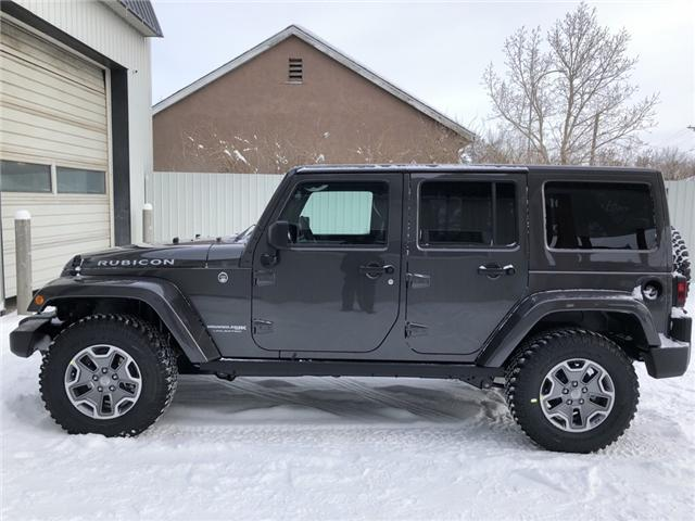 2018 Jeep Wrangler JK Unlimited Rubicon (Stk: 12158) in Fort Macleod - Image 2 of 20