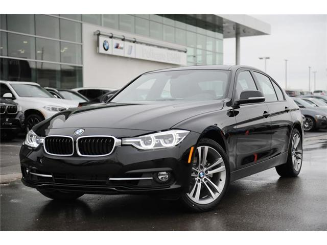 2018 BMW 330 i xDrive (Stk: 8013855) in Brampton - Image 1 of 12