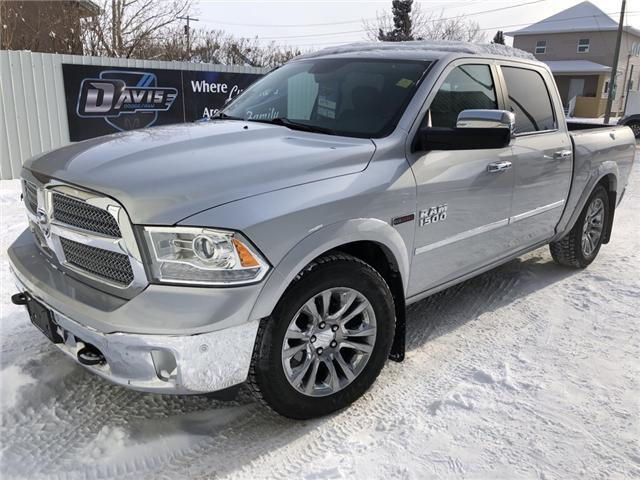 2015 RAM 1500 Longhorn (Stk: 7056) in Fort Macleod - Image 1 of 27