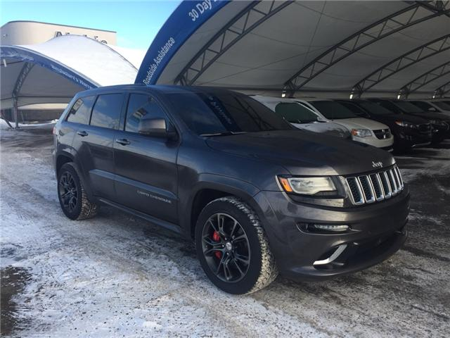 2016 Jeep Grand Cherokee SRT (Stk: 160901) in AIRDRIE - Image 1 of 24